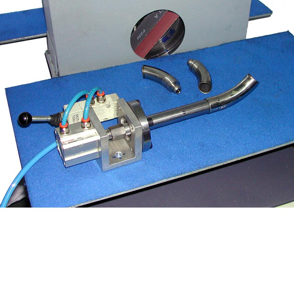 pneumatic clamping